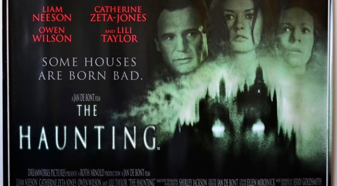 Jan De Bont's The Haunting