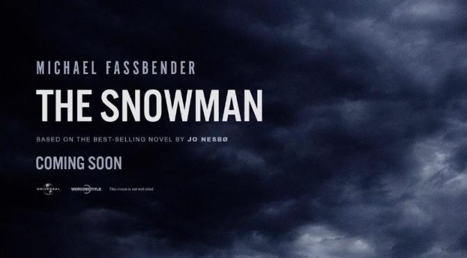 Tomas Alfredson's The Snowman