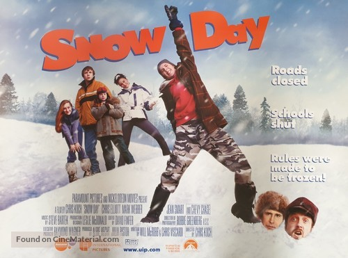 Nickelodeon's Snow Day