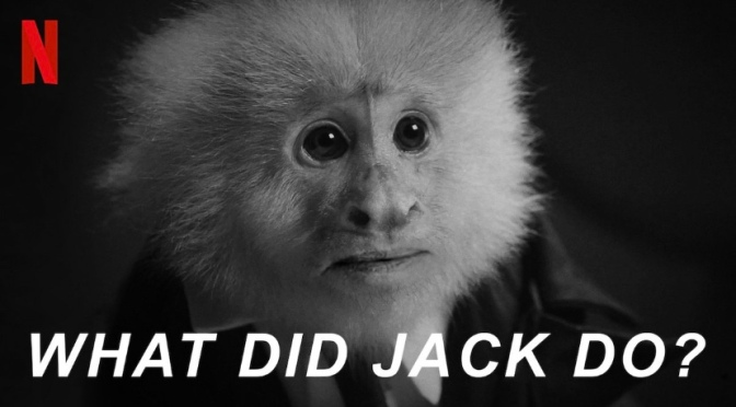 David Lynch's What Did Jack Do?