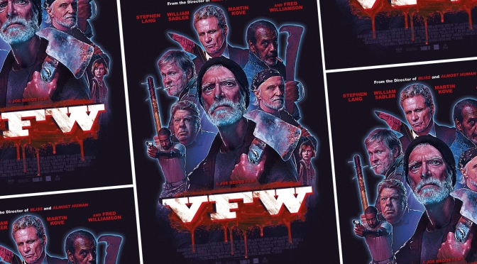 Joe Begos's VFW