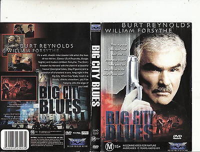 B Movie Glory: Big City Blues