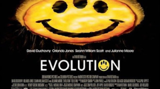 Ivan Reitman's Evolution