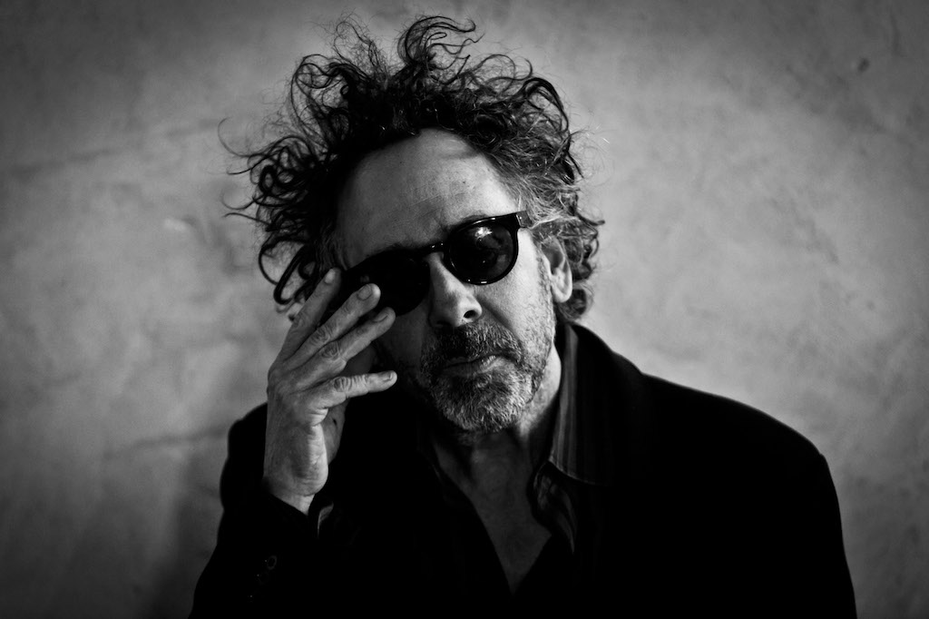 Tim Burton Press Conference
