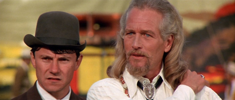 Buffalo Bill and the Indians Paul Newman and Harvey Keitel