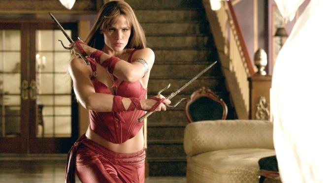 Rob Bowman's Elektra