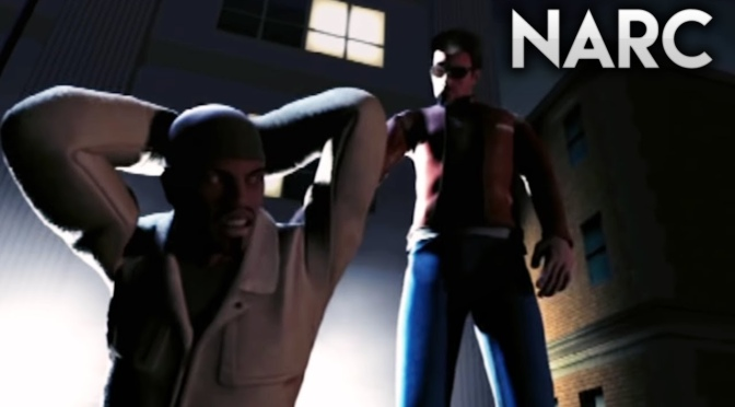Gaming with Nate: NARC for PlayStation 2