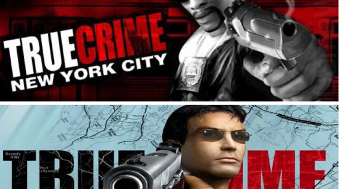 Gaming with Nate: Activision's True Crime: Streets Of LA & True Crime: New York City for PlayStation 2