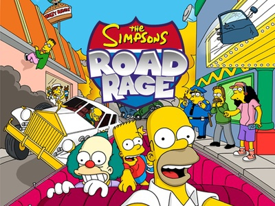 Gaming with Nate: The Simpsons Road Rage