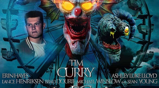 B Movie Glory: Tim Curry is GingerClown