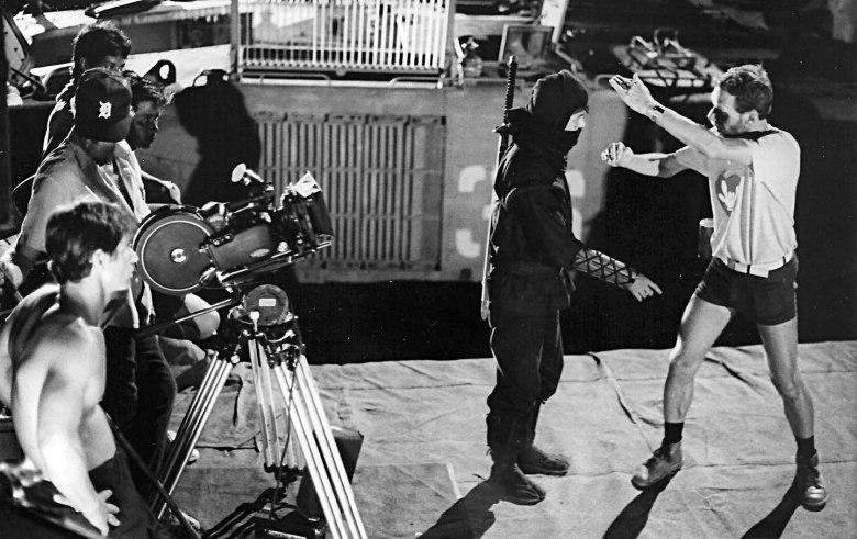 American Ninja - Directing Action