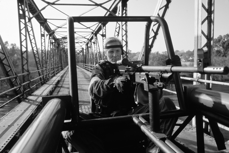 Frank Zagarino in Operation Delta Force