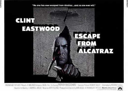 Don Siegel's Escape From Alcatraz