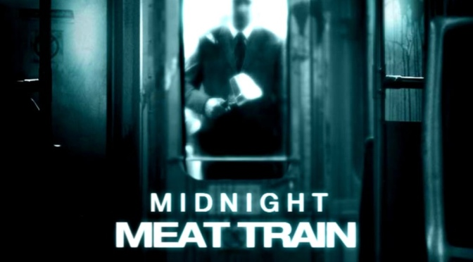 Clive Barker's The Midnight Meat Train