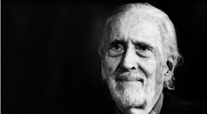 Actor's Spotlight: Nate's Top Ten Christopher Lee Performances