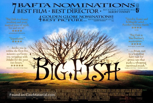 Tim Burton's Big Fish