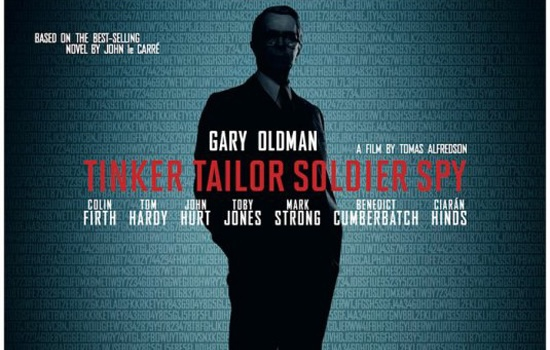Tomas Alfredson's Tinker Tailor Soldier Spy