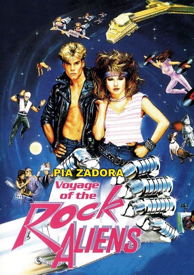 Voyage of the Rock Aliens German DVD