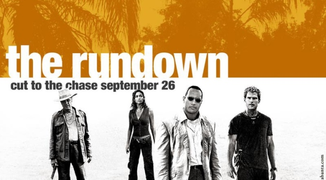 Peter Berg's The Rundown