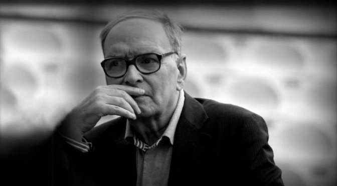 Composer's Corner: Nate's Top Ten Film Scores by Ennio Morricone