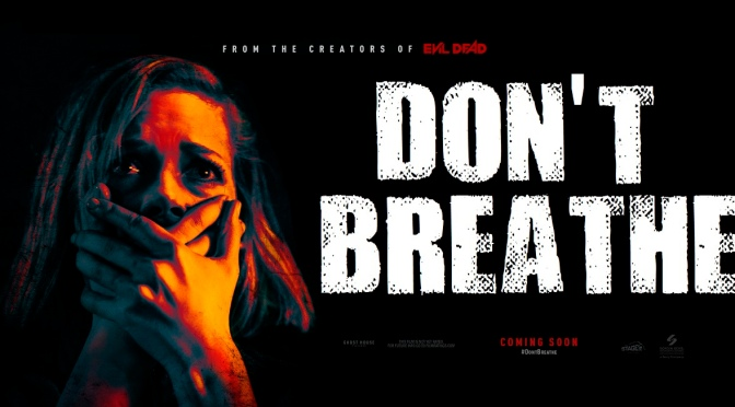 Fede Alvarez's Don't Breathe