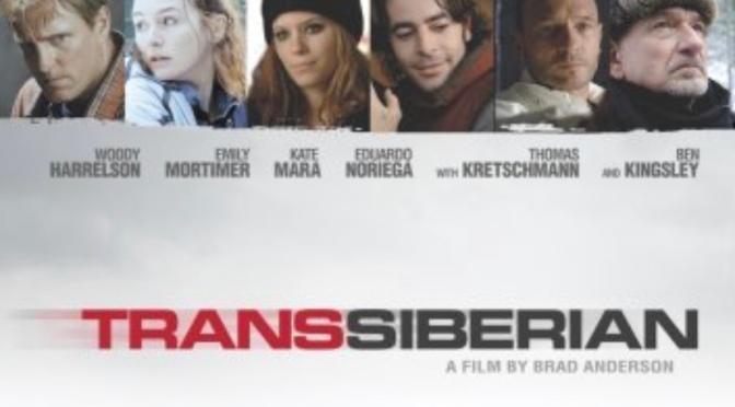 Brad Anderson's Transsiberian
