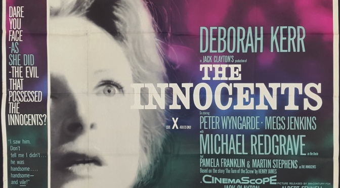 Jack Clayton's The Innocents
