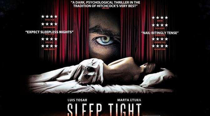 Jaume Balagueró's Sleep Tight
