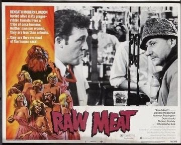 Gary Sherman's Death Line aka Raw Meat