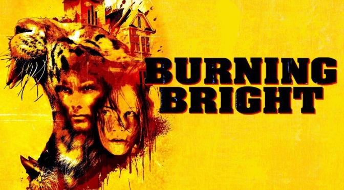 Carlos Brooks's Burning Bright