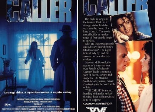 B Movie Glory: The Caller