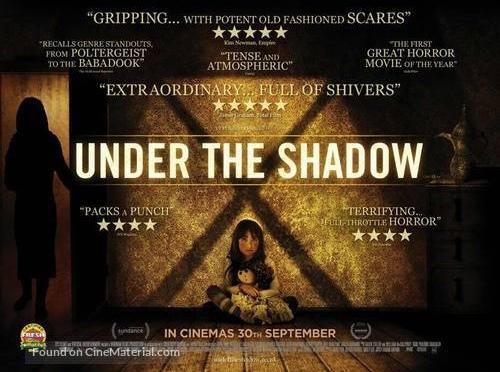 Babak Anvari's Under The Shadow