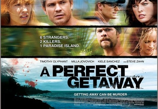 David Twohy's A Perfect Getaway