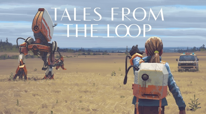 Amazon Prime's Tales From The Loop