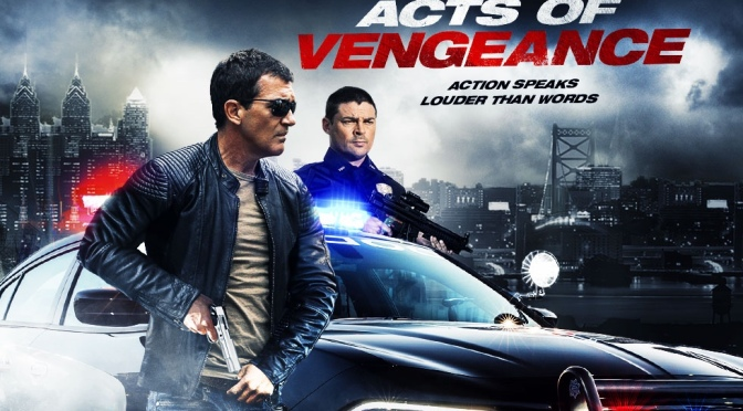 B Movie Glory: Acts Of Vengeance