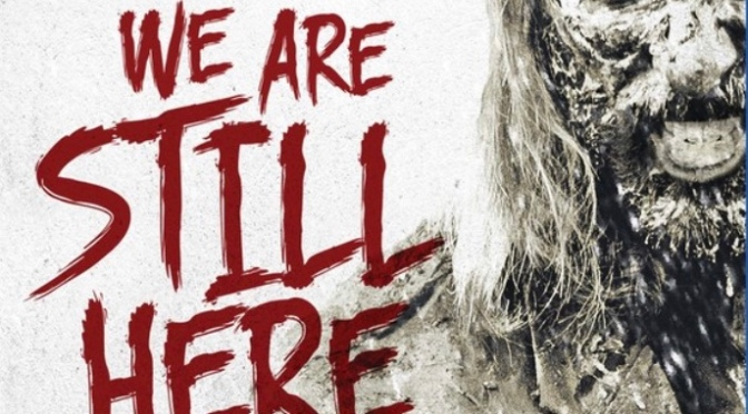 Ted Geoghegan's We Are Still Here