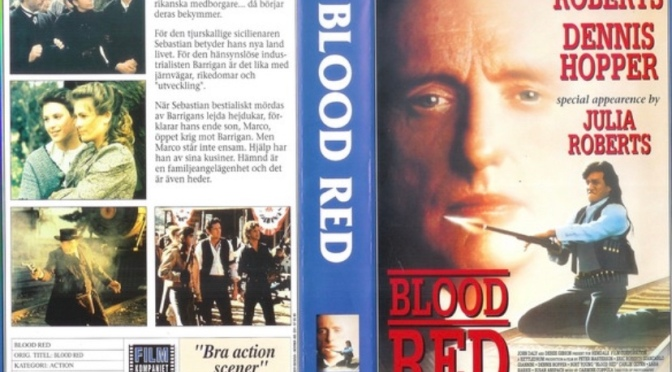 Peter Masterson's Blood Red