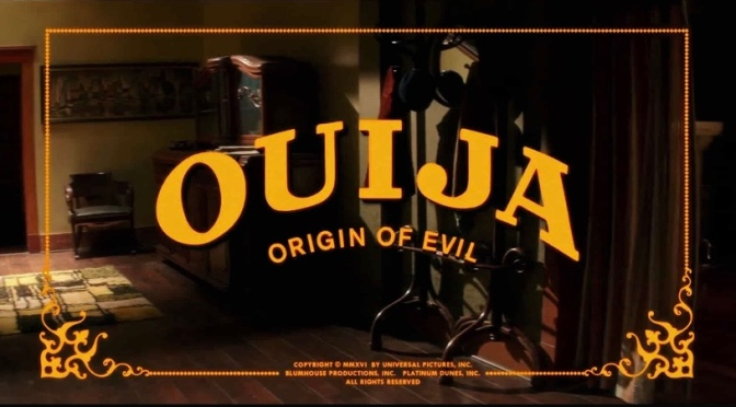 Mike Flanagan's Ouija: Origin Of Evil