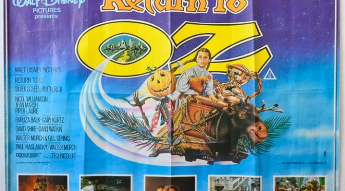 Disney's Return To Oz