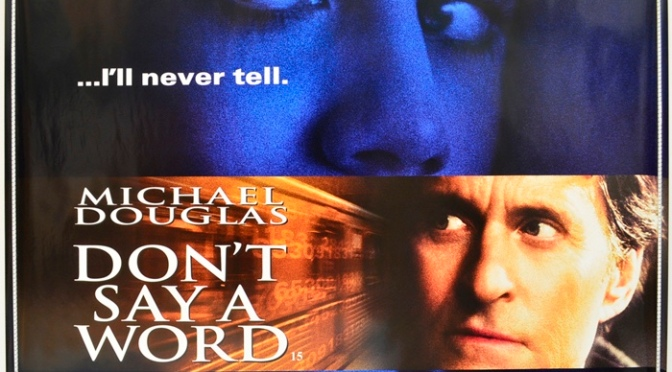 Gary Fleder's Don't Say A Word
