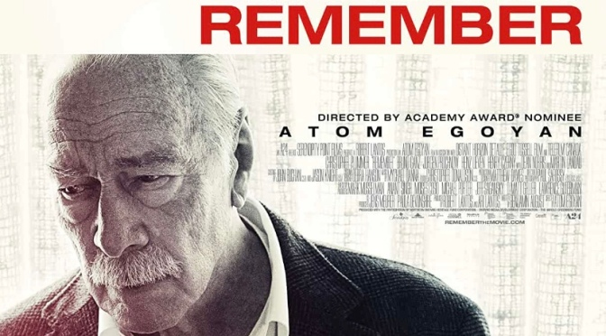 Atom Agoyan's Remember