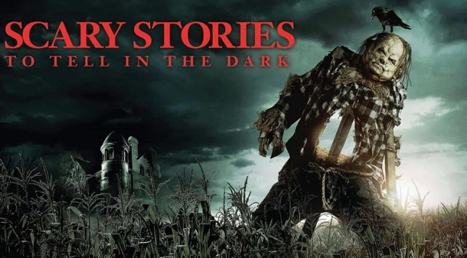 André Øvredal's Scary Stories To Tell In The Dark