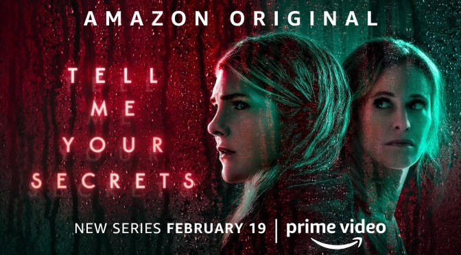 Amazon Prime's Tell Me Your Secrets- Season 1