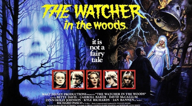 Disney's The Watcher In The Woods