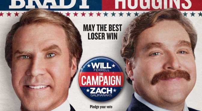 Jay Roach's The Campaign
