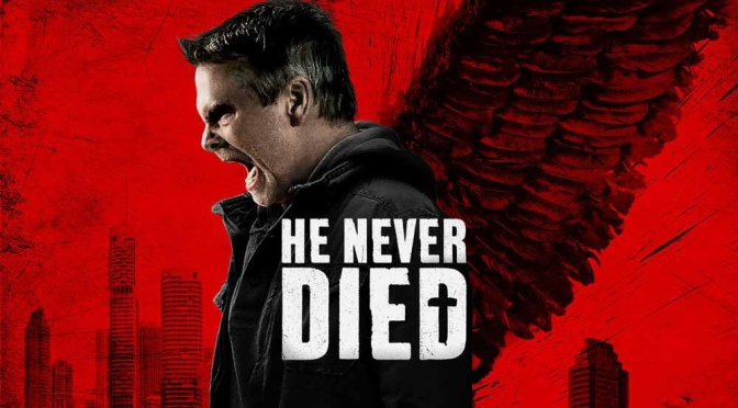 Jason Krawczyk's He Never Died